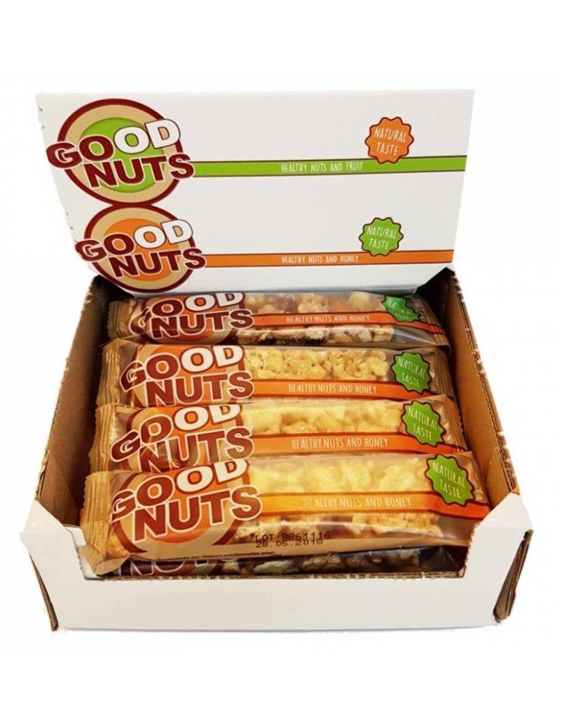 12x Reasons Good Nuts Bar Nuts and Honey