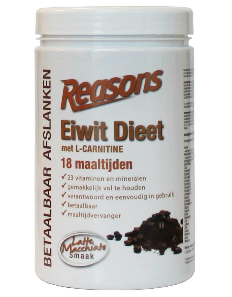 Protein-Diät Latte Macchiato