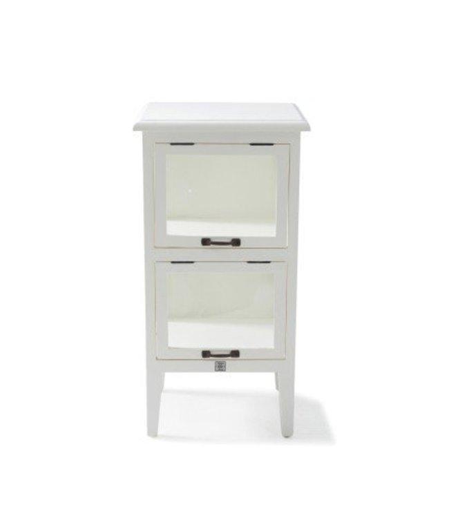 Riviera Maison Night Stand White