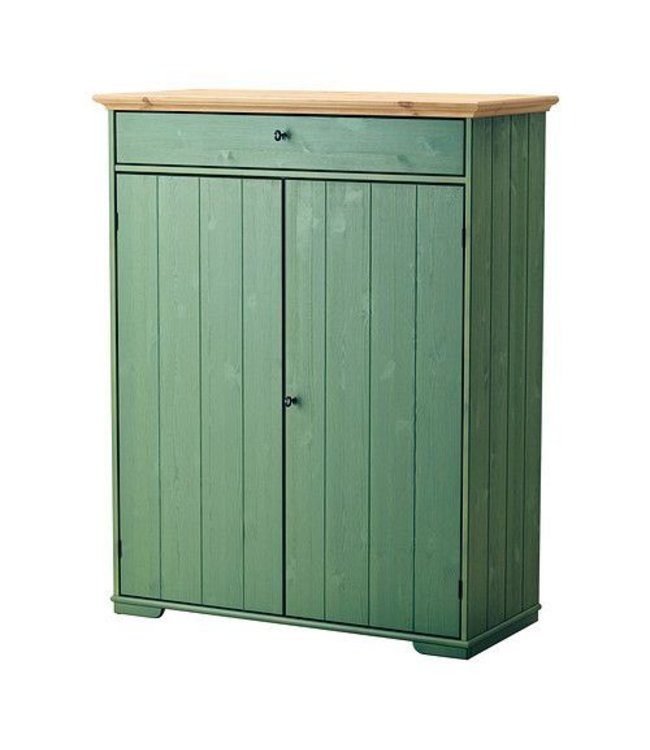 Ikea Green Closet Small