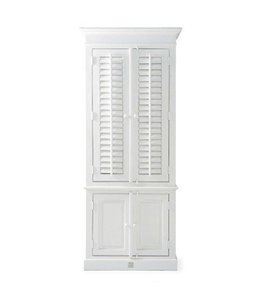 Riviera Maison White Wardrobe