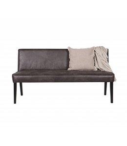 Retro Leren Sofa