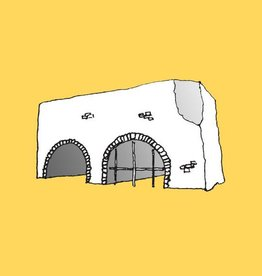 Spanish Arch A3 Print