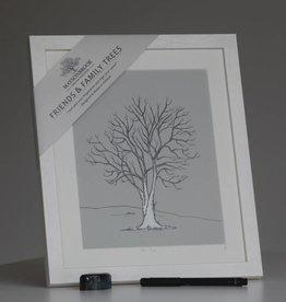 Irish Ash Friends & Family Tree - Large Framed