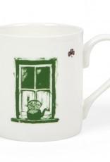 Irish Cottage Window Mug