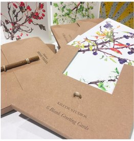Kilcoe Studios Irish Trees Greeting Card Pack