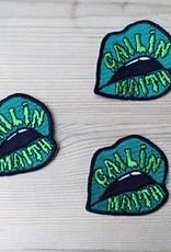 Cailín Maith Iron On Patch