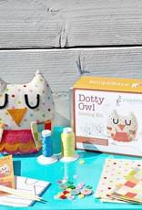 Dotty Owl Sewing Kit