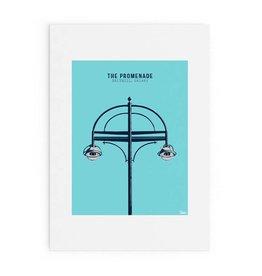 The Promenade Salthill Print