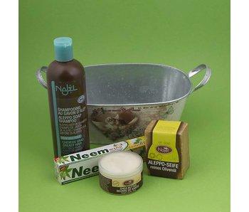 Steviahouse Pakke samlede naturlige kropspleje