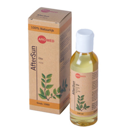 Aromed aftersun olie - 100ml