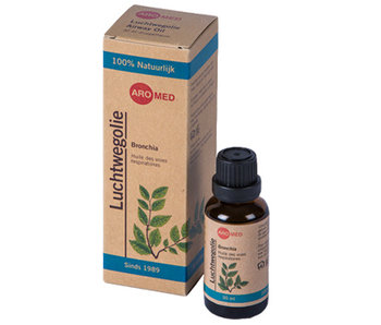 Aromed bronkierne bryst Olie - 30ml