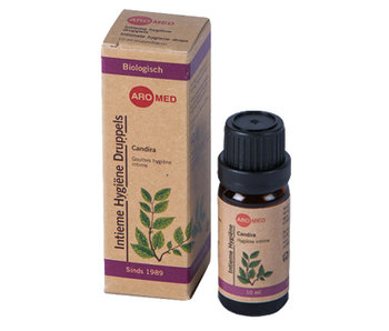 Aromed Candira vaginal dråber - 10ml