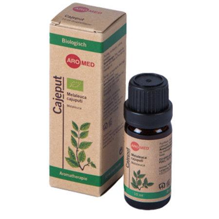 Aromed Biologische cajeput essentiële olie - 10ml