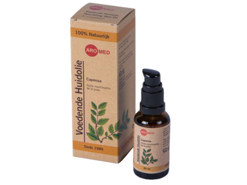 Aromed cupressa anti-rynke olie - 30ml