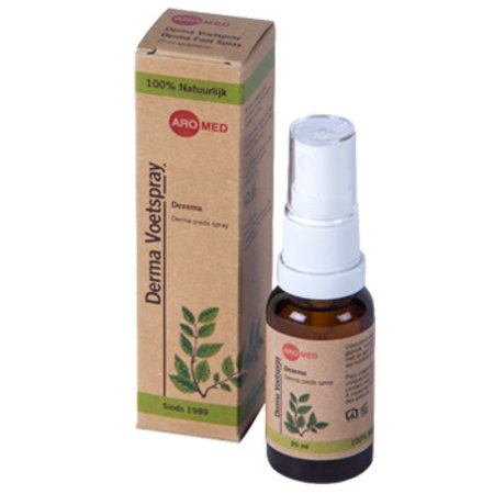 Aromed dexema mund spray - 20 ml
