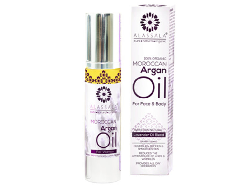 Alassala Argan olie Lavender 50ml
