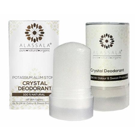 Alassala alun sten naturlige deodorant 120g