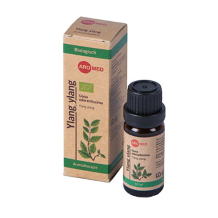 Aromed Bio ätherisches Ylang Ylang-Öl - 10 ml