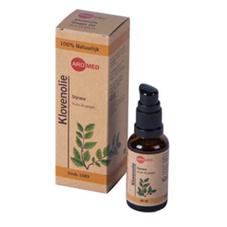 Aromed styraxa klovenolie - 30ml