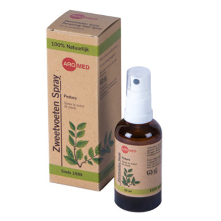Aromed pedura mund spray - 50ml