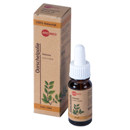 Aromed Ordexma oorschelp olie 10 ml