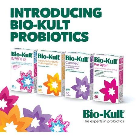 Bio-Kult probiotica regular Biokult- 60 capsules