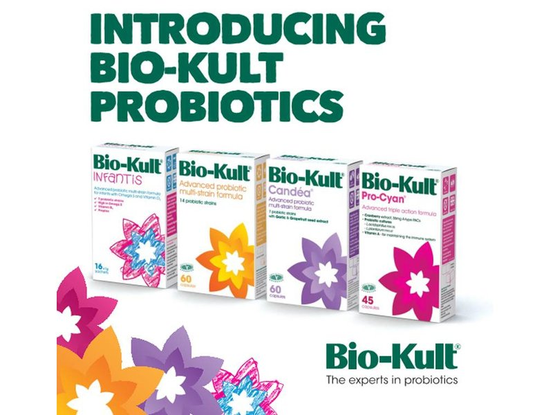 Bio-Kult probiotika pro-cyan 45 kapsler