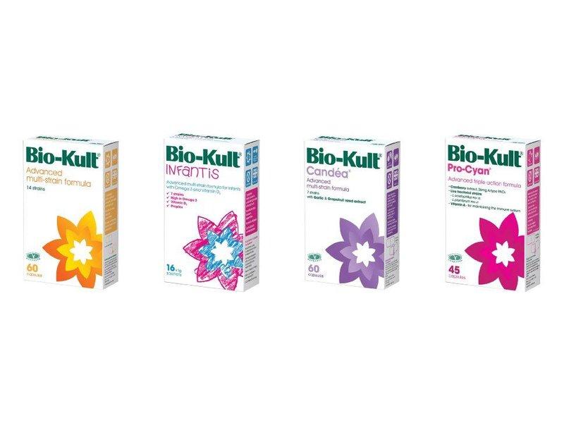 Bio-Kult infantis probiotika til børn - 16 poser