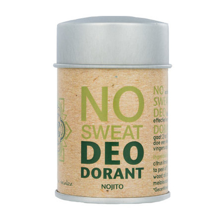 The Ohm Collection no sweat - Nojito - 60g