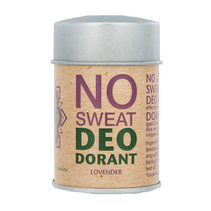 no sweat lovender - 60g