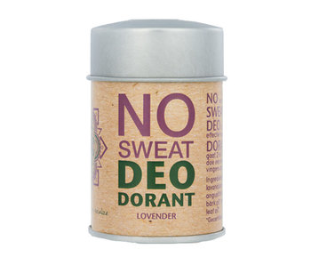 The Ohm Collection no sweat - Deopuder Lovender - 60g