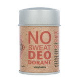 The Ohm Collection No sweat - Deopuder Mandarine - 60 Gramm