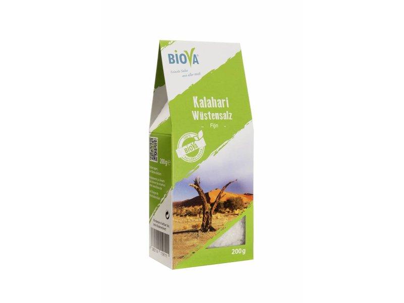 Biova Kalahari-ørkenen salt fint - 200g