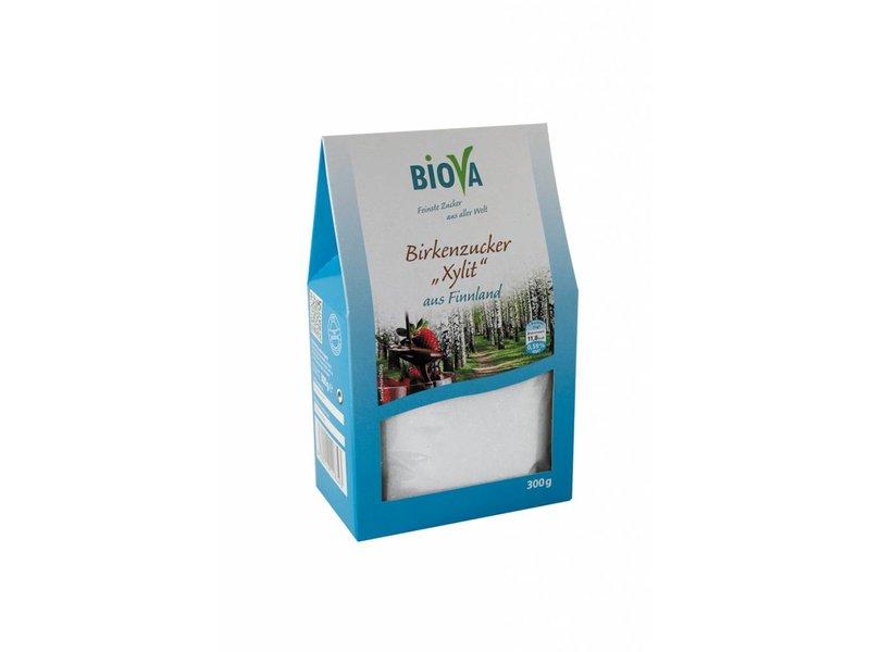 Biova Birkenzucker - Xylitol - 300g