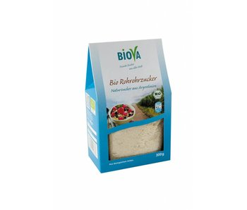 Biova Økologisk rørsukker - 300g