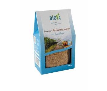 Biova Dunkler Rohrrohzucker - 300g