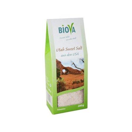 Biova Utah Sweet Salt - Granulat - 200g