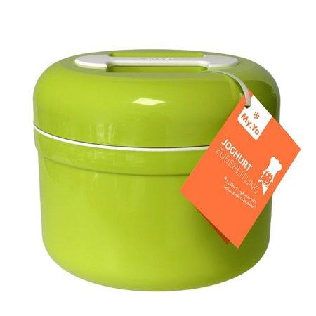 My Yo Joghurt & Kefir Bereiter Lime Green