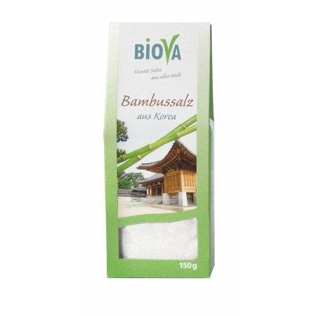 Biova bambus salt - 150g