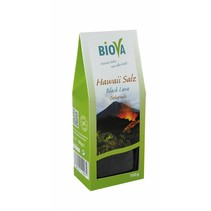 Hawaii Zout Zwart black lava 150 gr
