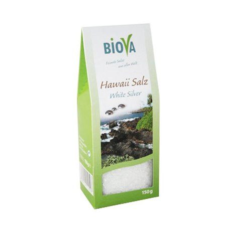 Biova Hawaii Zout Wit 150 gr