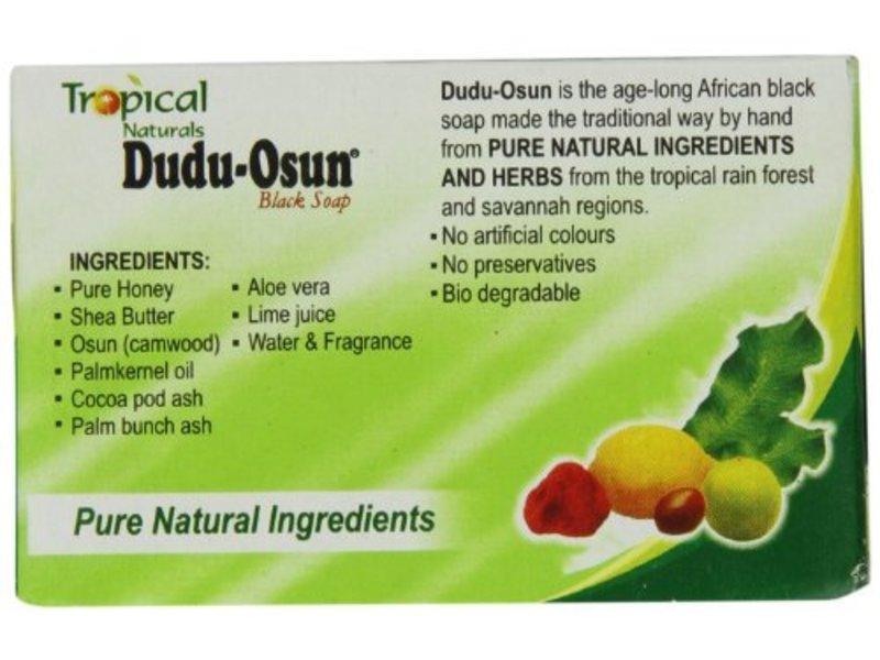 Dudu Osun sort sæbe African Black Sæbe - 150g