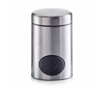 Zeller Rustfrit stål sødemiddel dispenser - genopfyldelig