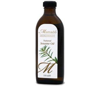 Mamado sesamzaad olie met zoete amandel olie - 150ml