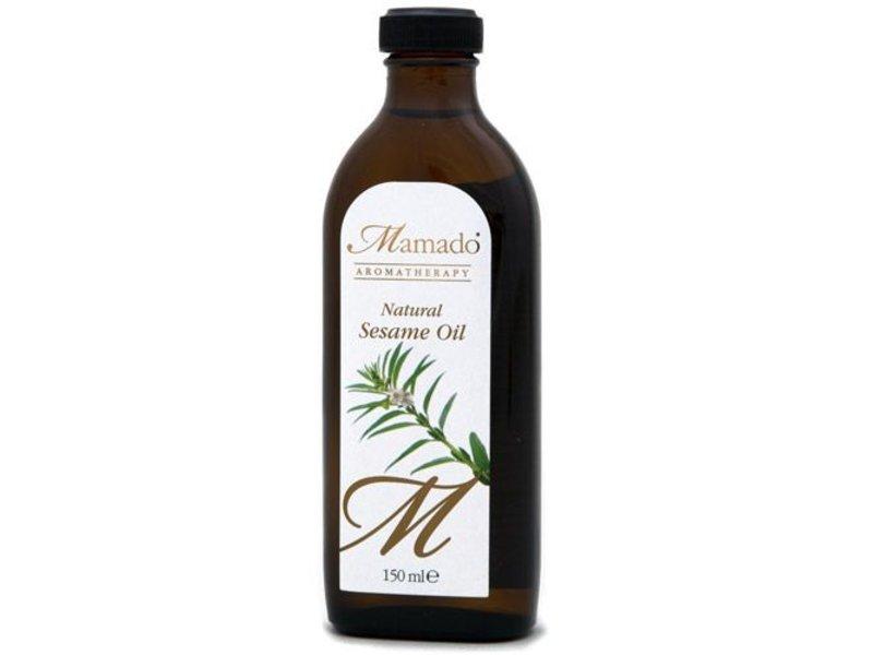 Mamado sesamolie med sød mandelolie - 150ml