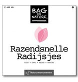 Bag-to-Nature Anbauset - rasendschnelle Radieschen