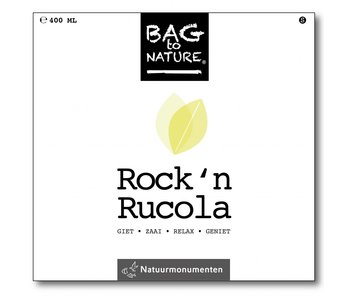 Bag-to-Nature Anbauset - Rock'n'Rucola