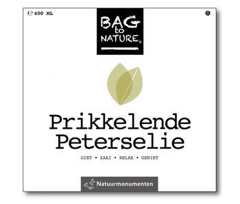 Bag-to-Nature Anbauset - prickelnde Petersilie
