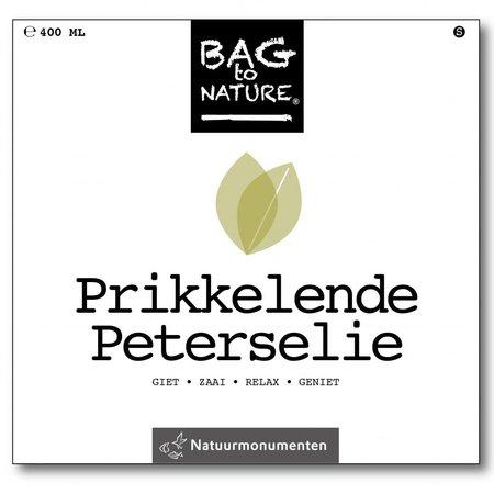 Bag-to-Nature Prikkelende Peterselie kweekzakje